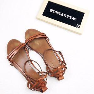 J. Crew Vachetta Sandals